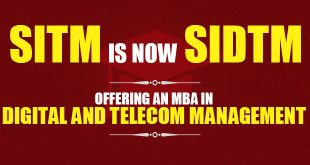 SITM is Now SIDTM